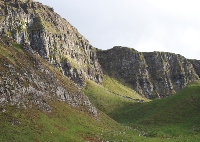 View of Binevenagh