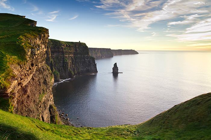 View of Cliff of Moher