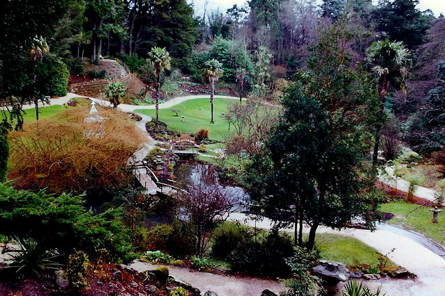Powerscourt Gardens by Joseph Mischyshyn