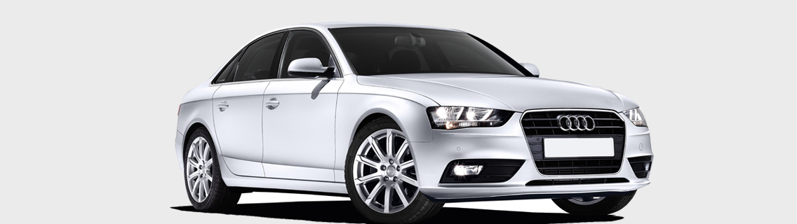 Audi A4 luxury vehicle