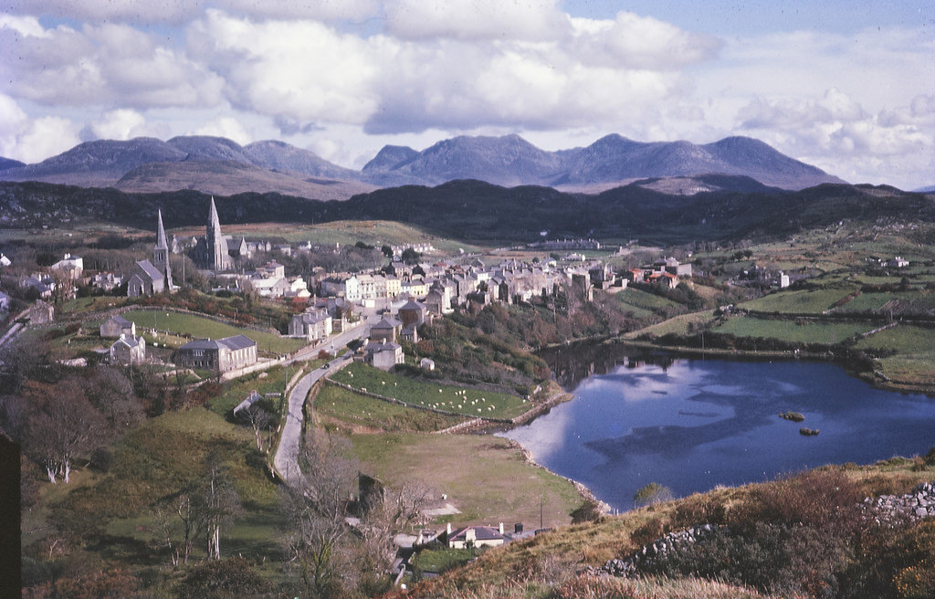 Connemara Visitor Information - West Coast of Ireland