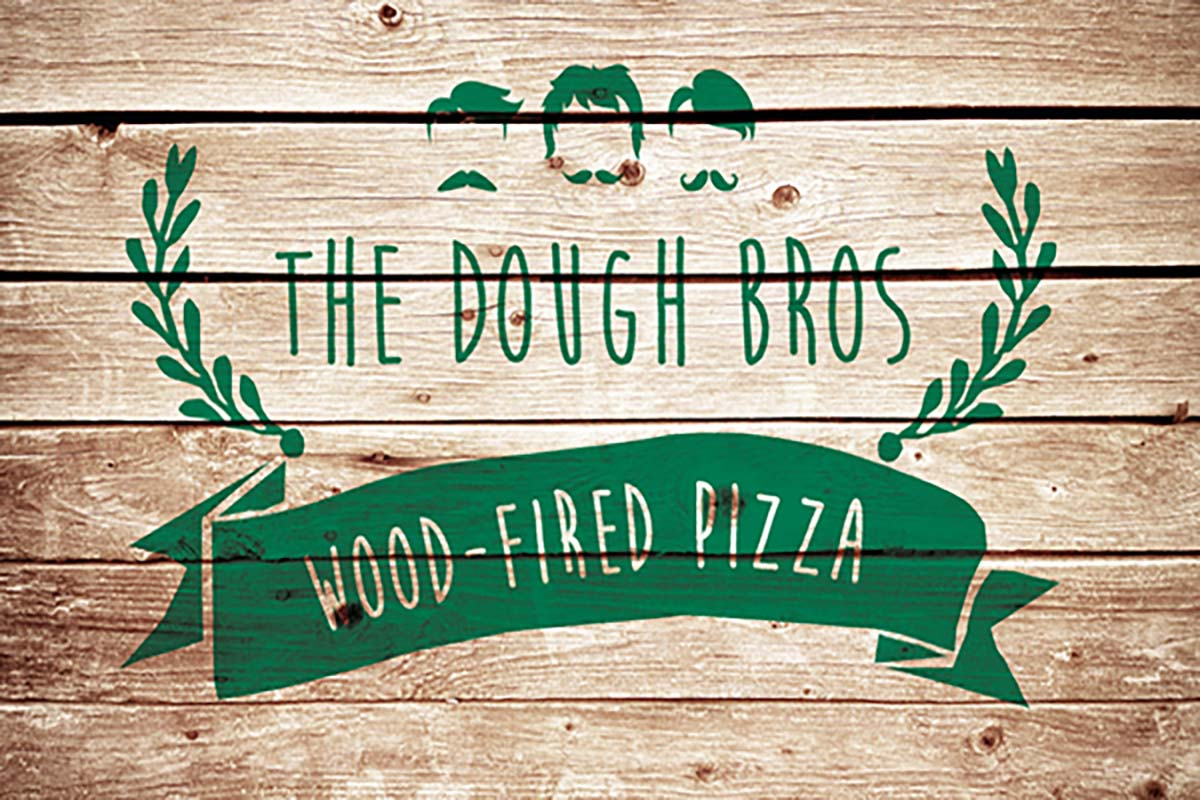 Dough bros Pizzas