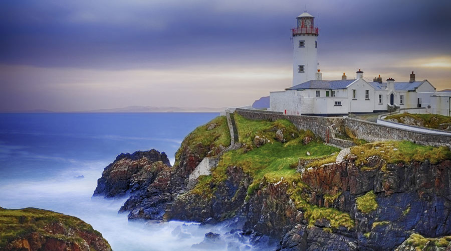 View of Fanad Lighthouse