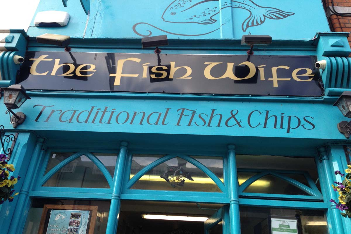 Fish Wife restaurant Cork