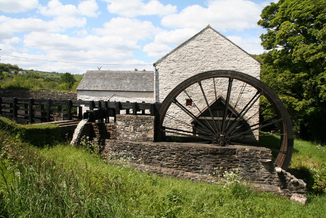 old mill in Letterkenny