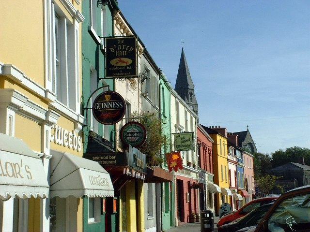 Date With Girls in Clifden (Ireland) - uselesspenguin.co.uk