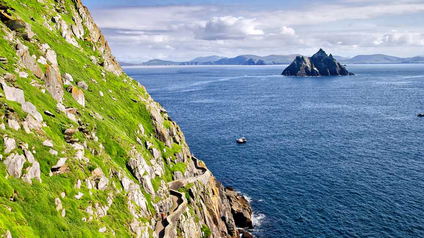 View of Skelligs