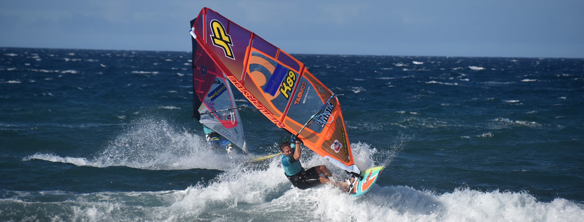 Windsurfing in Ireland